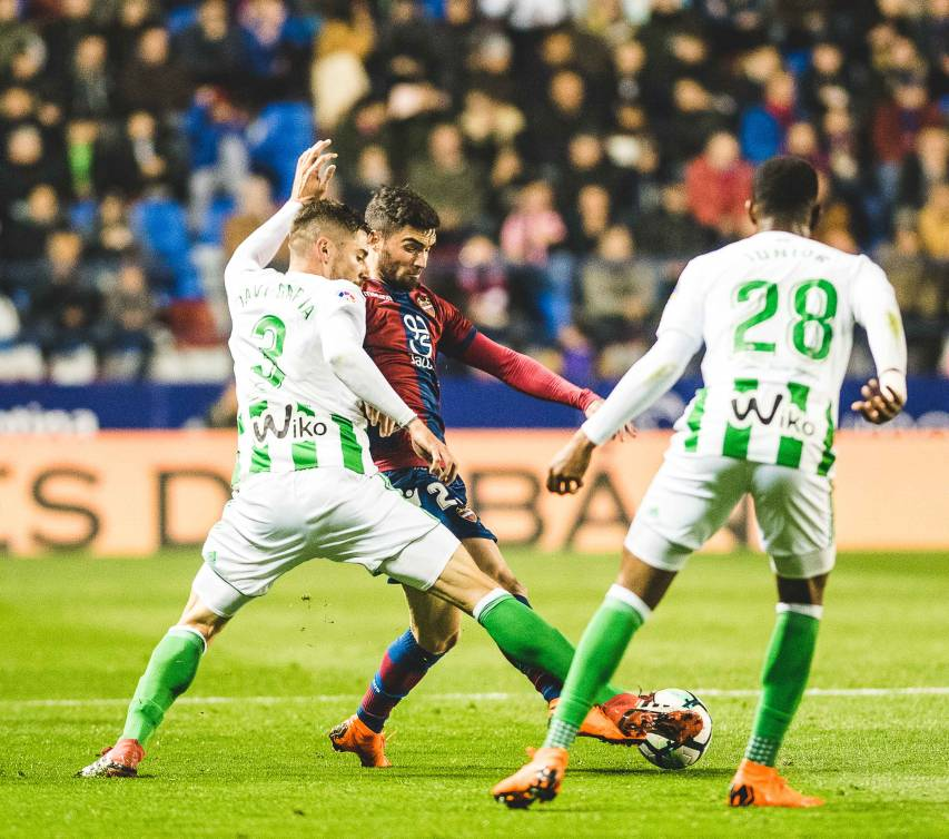 LEVANTE UD - REAL BETIS, JASON