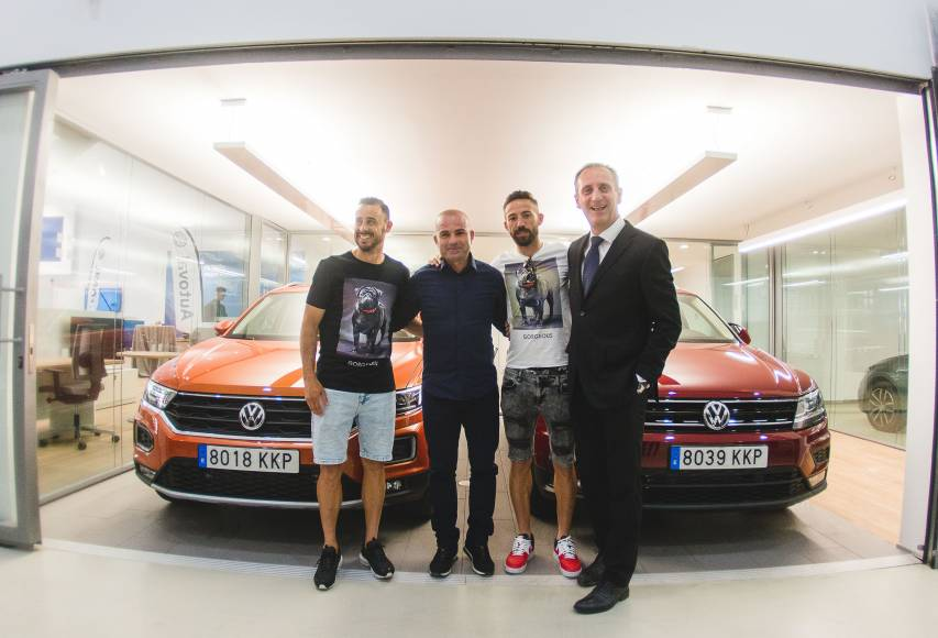 Levante UD now have their new fleet of vehicles from Levante Wagen