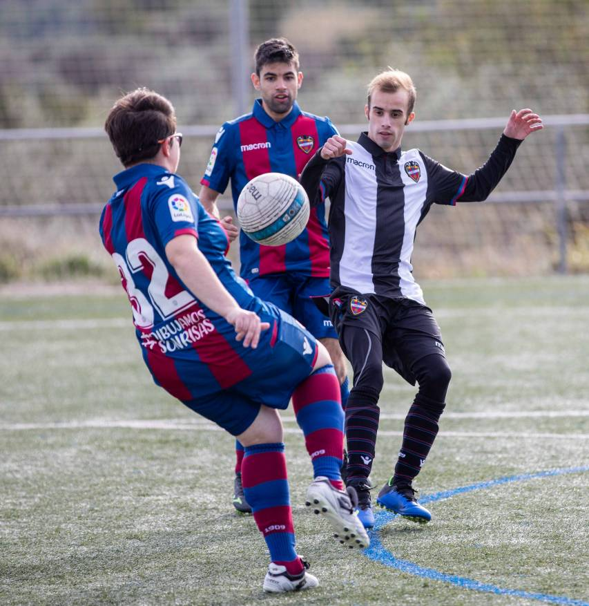 Best pictures of the 3rd Levante UD We All Play Tournament
