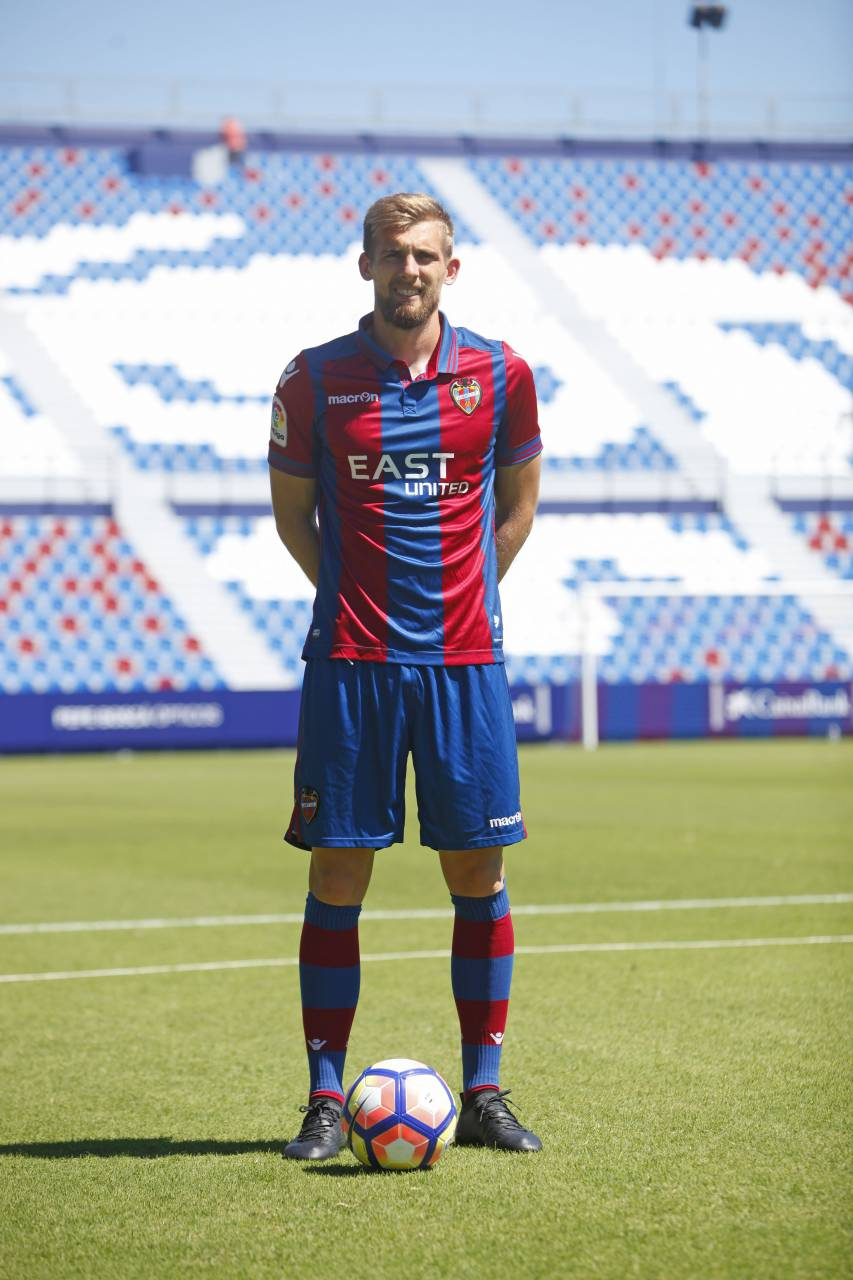 Meet new players Levante UD 16-17