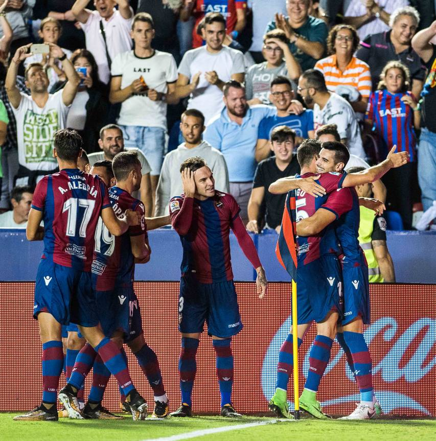 Don't miss the images from the heavy victory over Real Sociedad