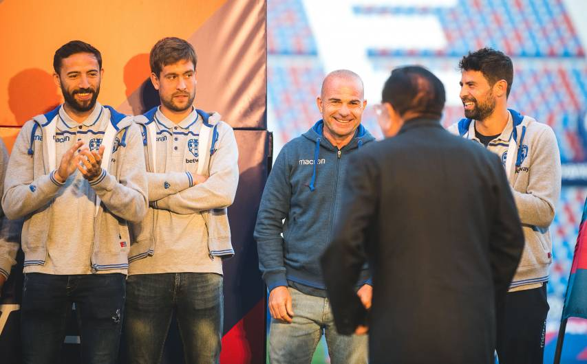 Don't miss the photos of the Levante UD Values Awards!