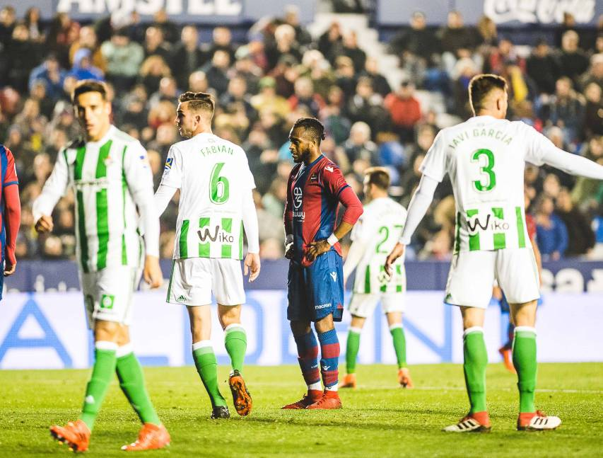 LEVANTE UD - REAL BETIS, DOUCOURE