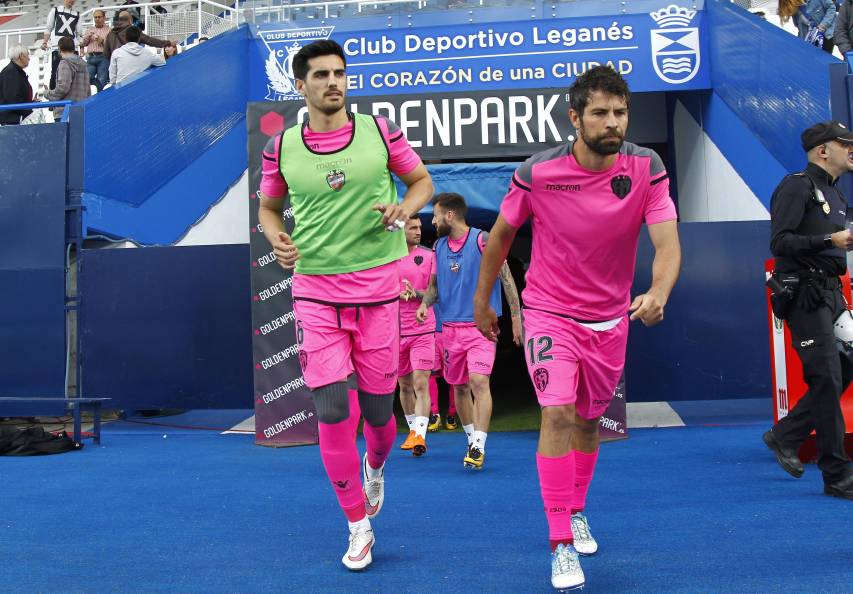 Re-live Levante UD's 3-goal win over CD Leganés in these photos!