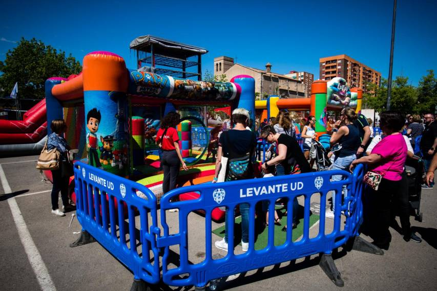 Gallery: The 10th Granota Fair was a party for all Levante fans