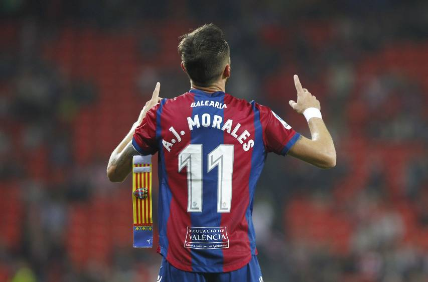 Morales Athletic Club - Levante UD 2107 - 2018