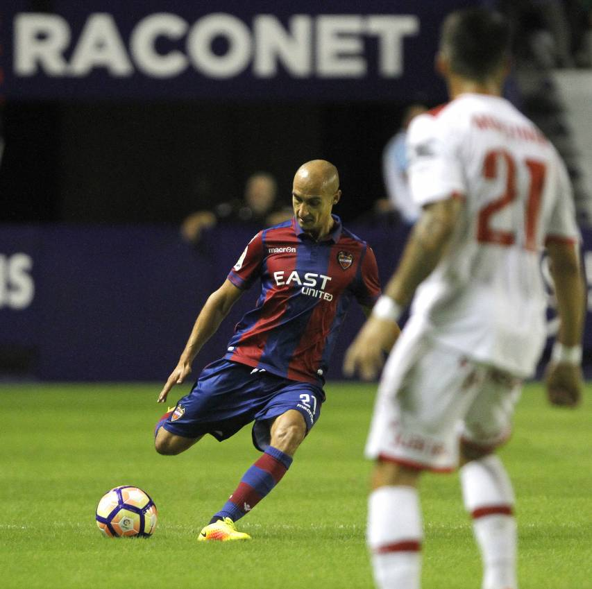 Relive another comeback from Levante UD in the Ciutat de València Stadium