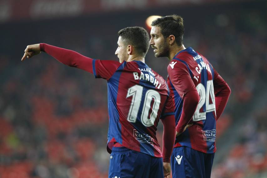 Bardhi Campaña Athletic Club - Levante UD 2107 - 2018