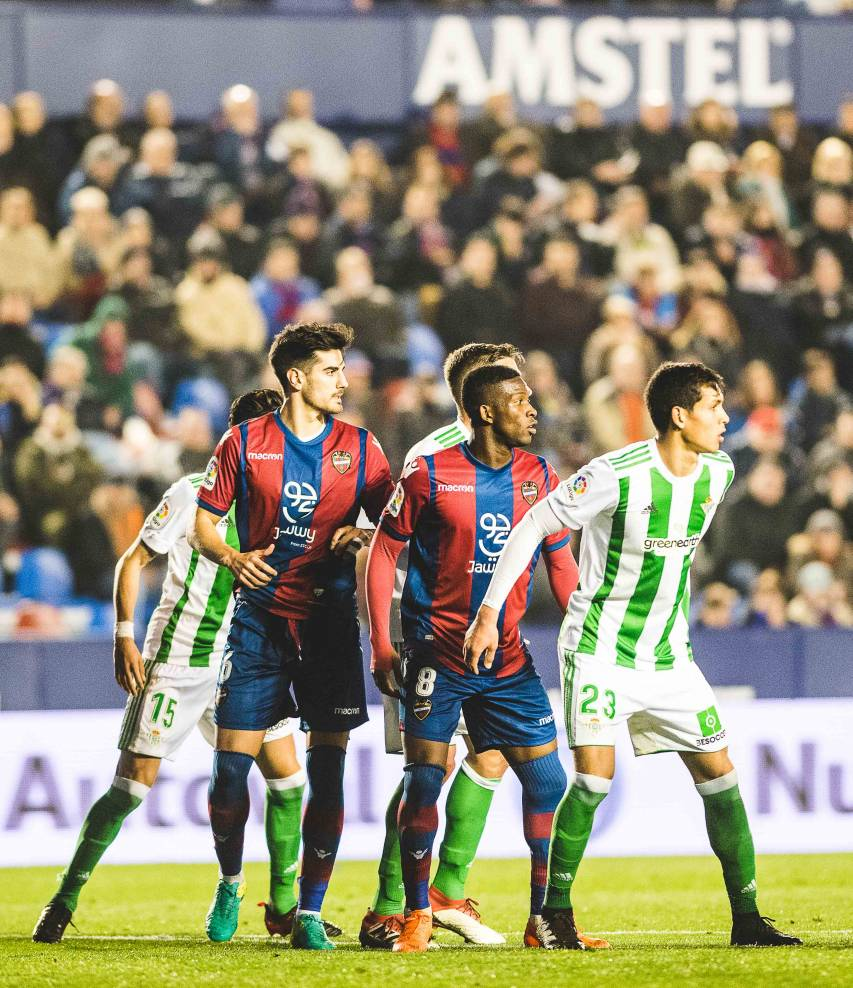 LEVANTE UD - REAL BETIS, CHEMA