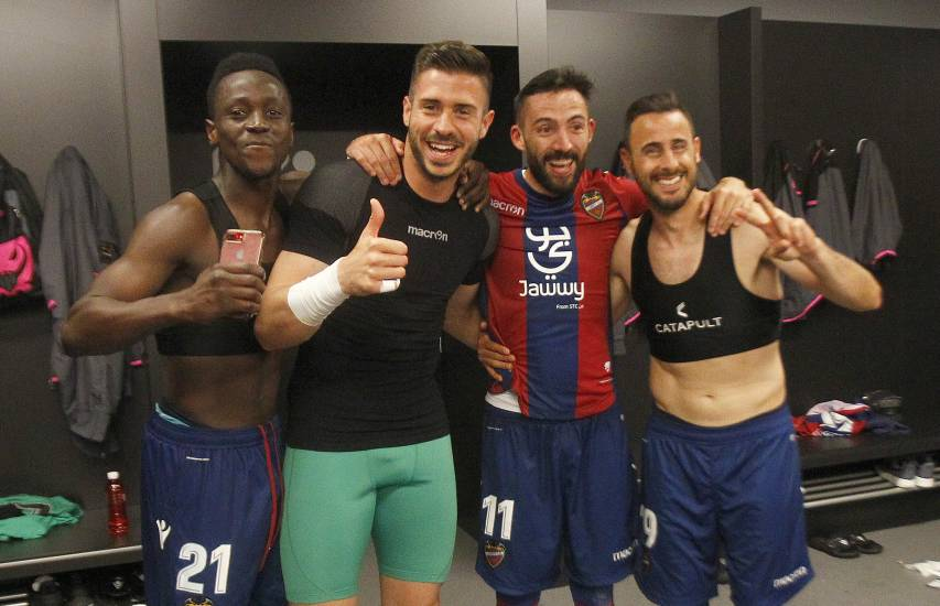 Grupo Athletic Club - Levante UD 2107 - 2018