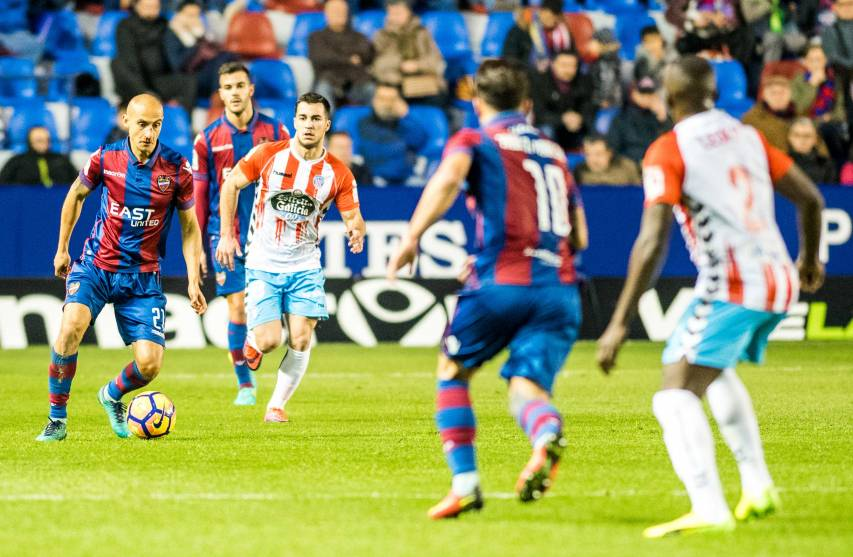 Relive Levante UD win against CD Lugo!