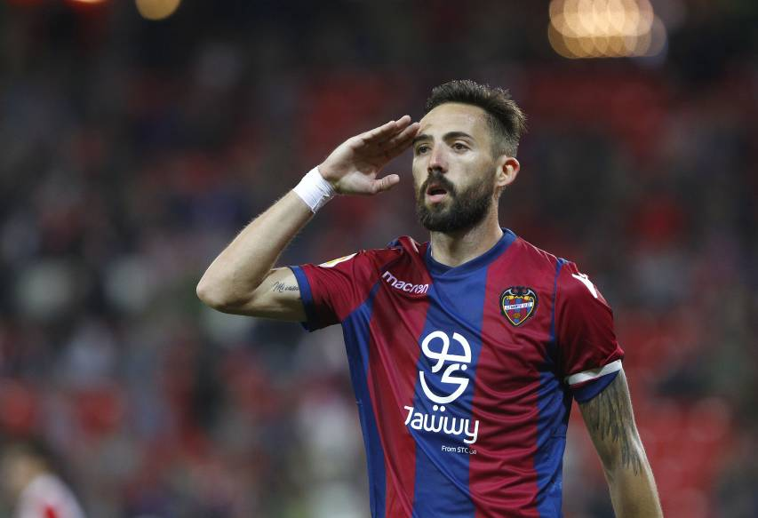 Re-live Levante's magical victory in San Mamés