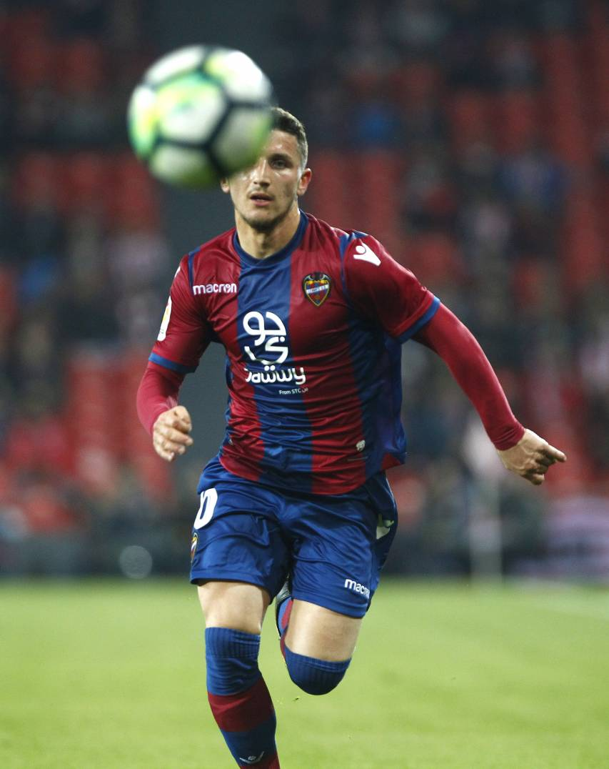 Bardhi Athletic Club - Levante UD 2107 - 2018