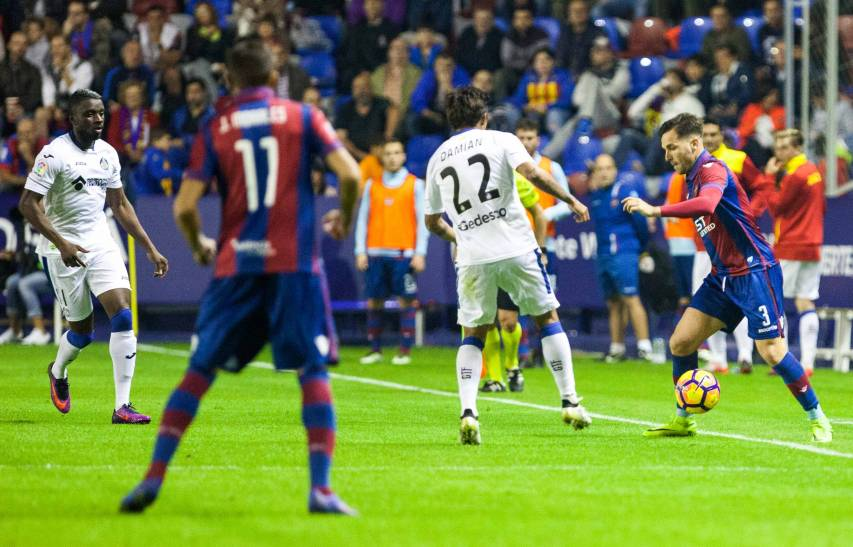 Best photos from the match against Getafe CF here!