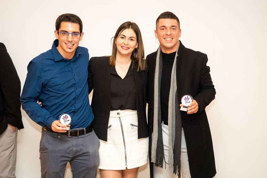 One big family: photos from the Levante UD dinner with the Volunteers