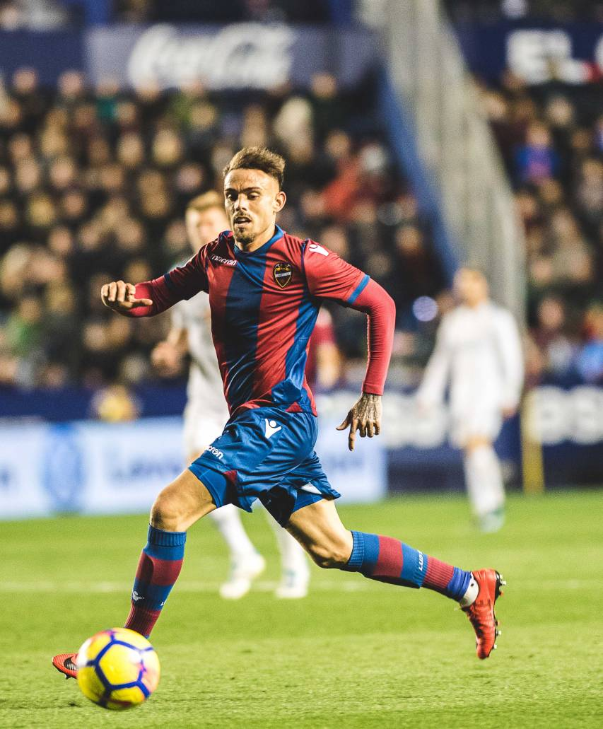 Revive el empate del Levante UD ante el Real Madrid