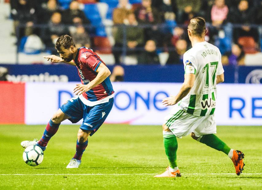 LEVANTE UD - REAL BETIS, COKE
