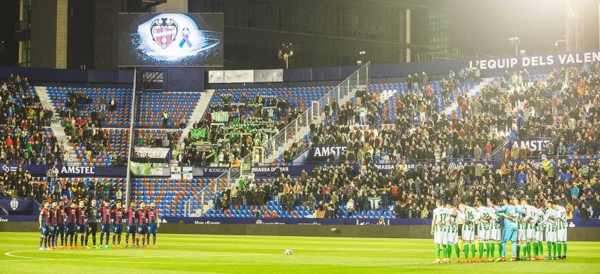 LEVANTE UD - REAL BETIS