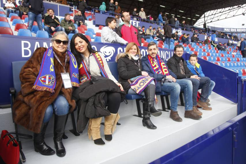Relive Levante UD victory over CD Numancia in images