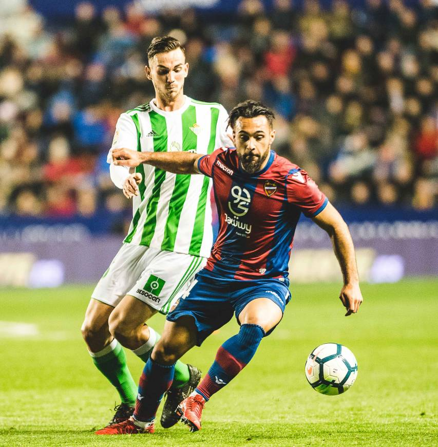LEVANTE UD - REAL BETIS, IVI